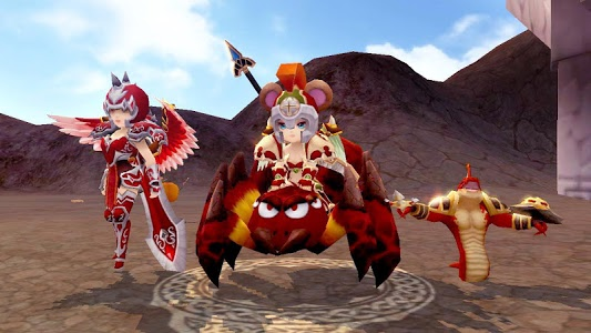 screenshot of World of Prandis (Global MMORPG) version 1.4.2