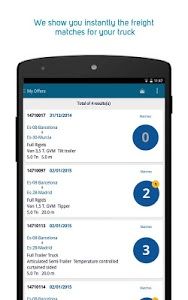 screenshot of Wtransnet Cargo version 1.7.0