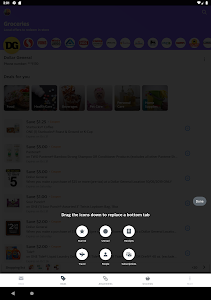 screenshot of Yahoo Mail – Organized Email version Varies with device