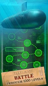 screenshot of You Sunk - Submarine Torpedo Attack version Varies with device