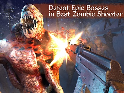 screenshot of Zombie Call: Trigger 3D First Person Shooter Game version 1.4