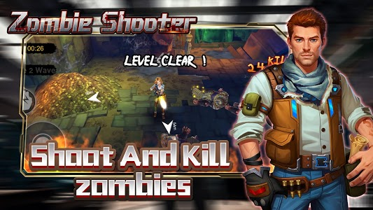 screenshot of Zombie Shooter-Survival Battle version 1.1.18