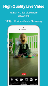 screenshot of Make your old phone as Home Security Camera version 6.7