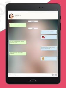 screenshot of iDates - Chat, Flirt with Singles & Fall in Love version 5.0.3 (Pina Colada)
