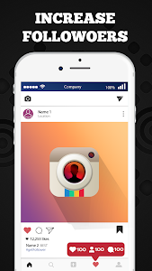 screenshot of real followers fast for instagram #tag version 1.0.6