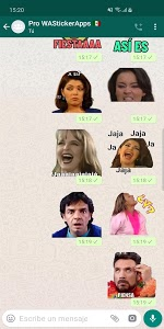 screenshot of 🇲🇽 Mexican memes Stickers - New WAStickerApps version 2.8.0